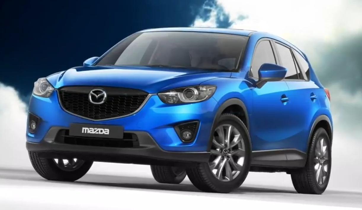Video e primi dettagli della Mazda CX-5