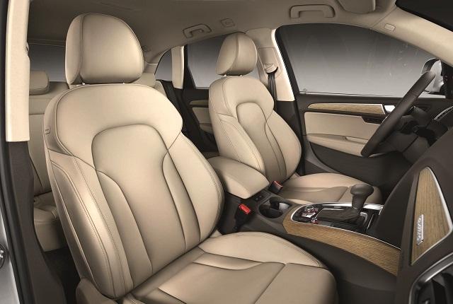 Audi Q5 My 2013 Il Suv Tedesco Si Aggiorna Per Il Salone Di Pechino