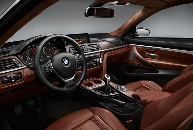 bmw serie 4 coup concept le prime immagini in anteprima. Black Bedroom Furniture Sets. Home Design Ideas