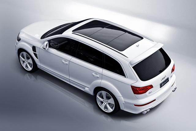 Audi Q7 Strator Gt 780 By Hofele Design
