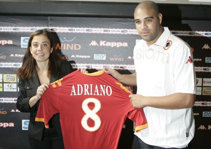 Adriano va al Corinthians?