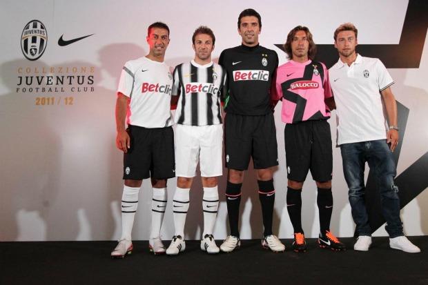 Approfondimenti  Juventus   Nuova Maglia 2012   Nuovo Stadio Juventus