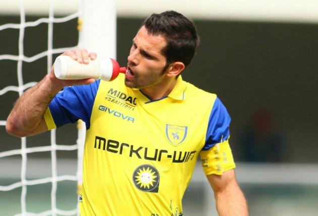 Pellissier suspended three matches, no Inter