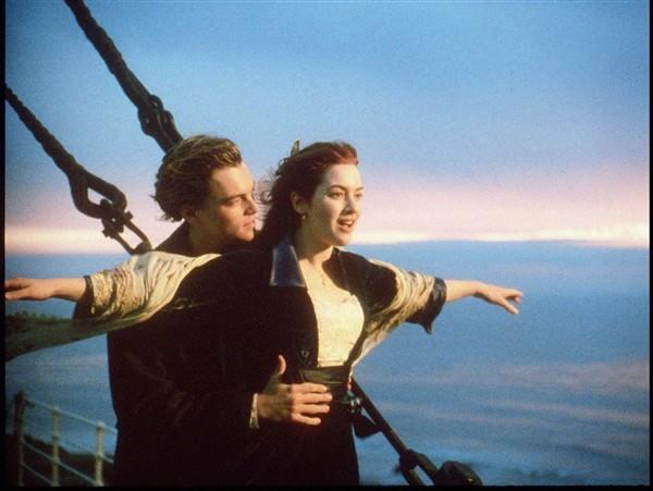 leonardo dicaprio titanic pics. dopo Leonardo Di Caprio e