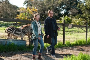 La mia vita è uno zoo - Johansson,Damon