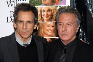 Dustin Hoffman e Ben Stiller