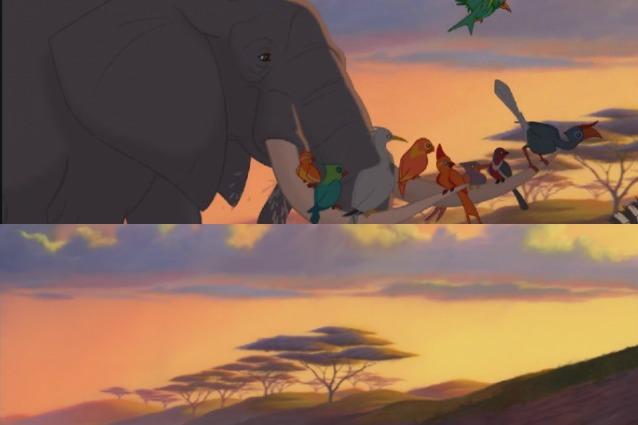 """Greenpeace ricrea """"Il Re Leone"""" senza animali e sensibilizza sull'estinzione (VIDEO)"""