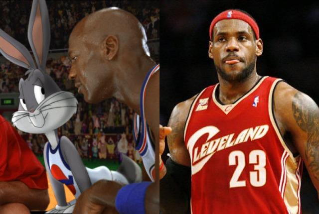 Space Jam avrà un sequel: LeBron James al posto di Michael Jordan?