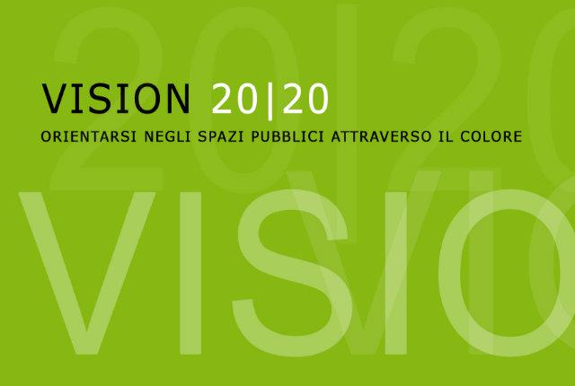 Concorso Vision 20|20, il colore per gli spazi urbani