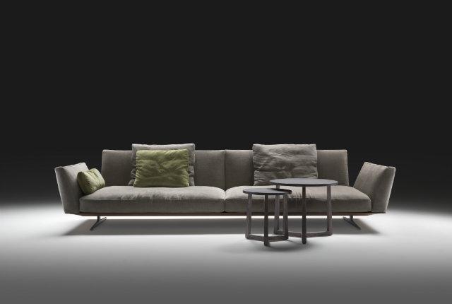 Il divano evergreen di Fexform