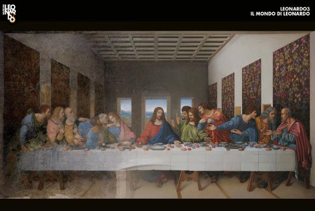 Il Mondo di Leonardo, la mostra con anteprime mondiali ed esperienze interattive