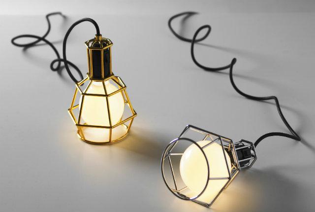 Work design per la nuova lampada di Form Us With Love