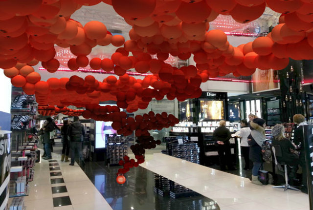 BubbleCloud, Sephora per il Salone del Mobile 2013