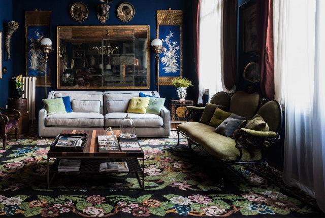 Martin, il divano d'alta moda