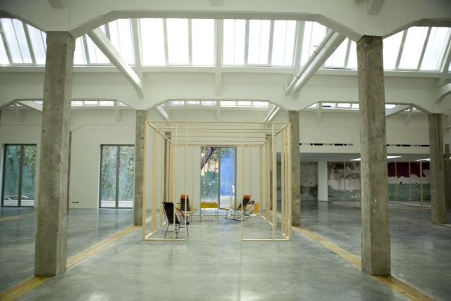 Lo spazio Marni, il luogo dell'arte e della moda presentato durante il Salone del Mobile 2013