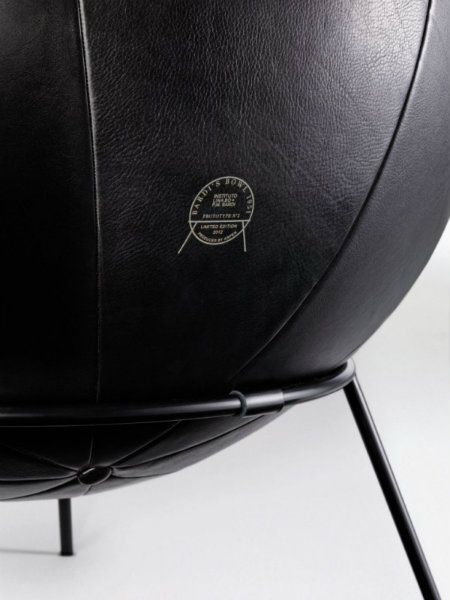 Bowl Chair, la sedia che Arper presenterà al prossimo Salone