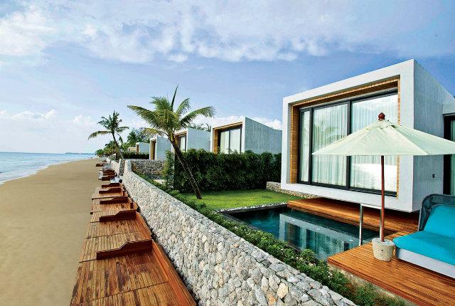 Un hotel design a Khao Lak