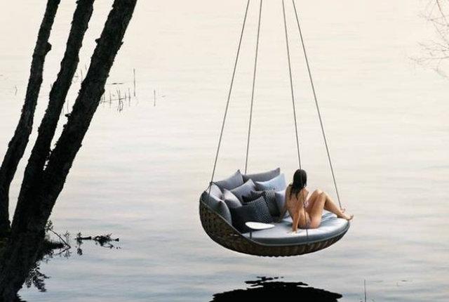 Riposatevi, idee da copiare per un relax sospeso