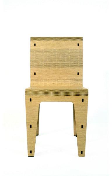 Matrix, la sostenibile leggerezza del legno