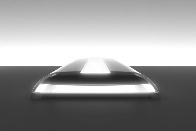 Blade Light, la nuova luce d'avanguardia per suggestivi effetti scenografici in acqua