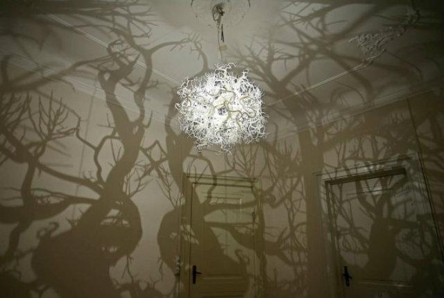 Il bosco in una stanza