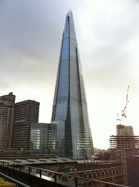 The Shard di Renzo Piano: il grattacielo più alto d'Europa delude le aspettative