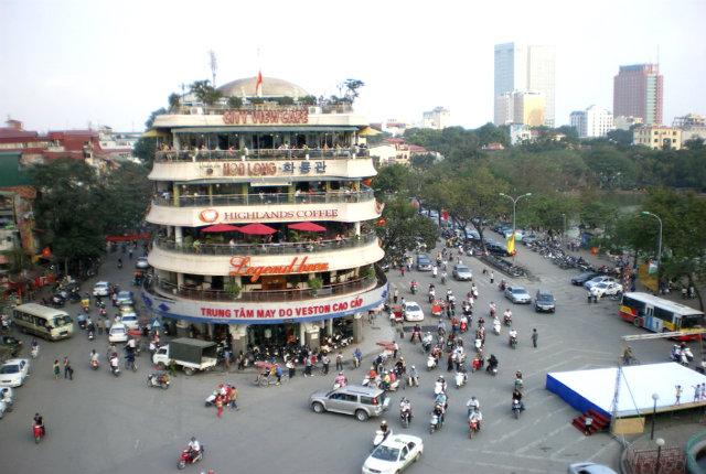 Historical Hanoi 2013