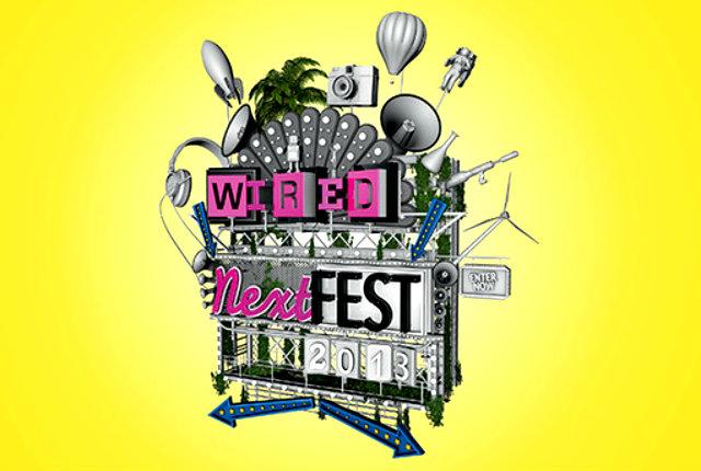 Wired Next Fest, idee d'innovazione