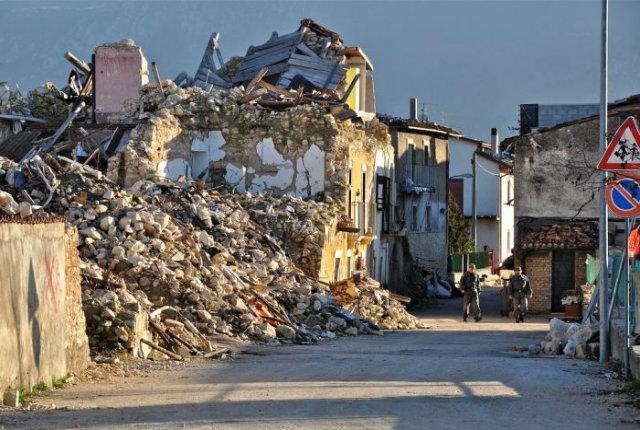 La ricostruzione post sisma con Mario Cucinella