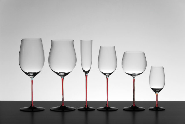 Riedel Glas , il vino nella sua forma migliore