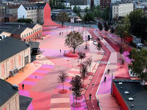Nørrebro dove arte e architettura riescono a superare le diversità