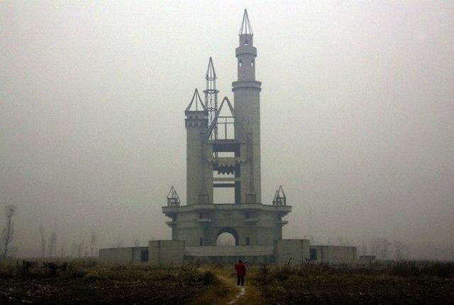 Costruzioni abbandonate: le più belle del mondo
