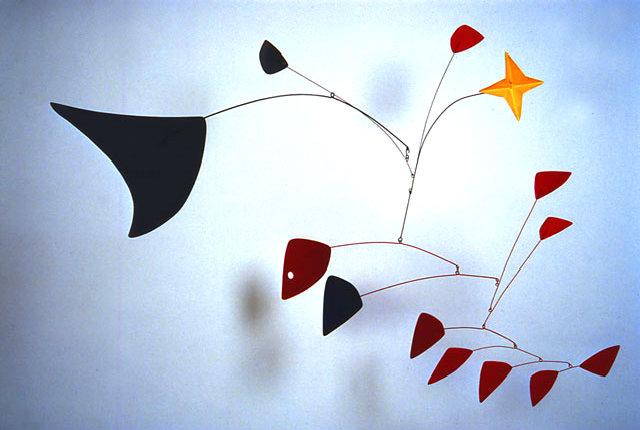 Alexander Calder, dominare l'astratto