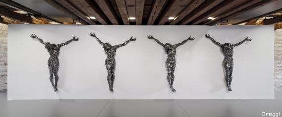 La mostra della Fondazione Pinault a Punta della Dogana