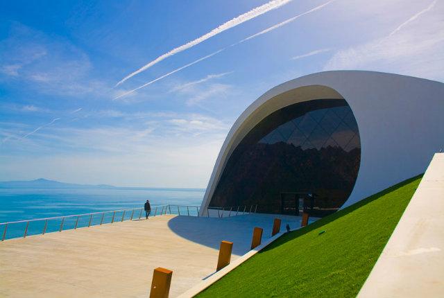 Il Ravello Festival omaggio a Oscar Niemeyer
