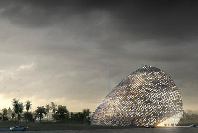 Mario Cucinella e un nuovo edificio per Algeri