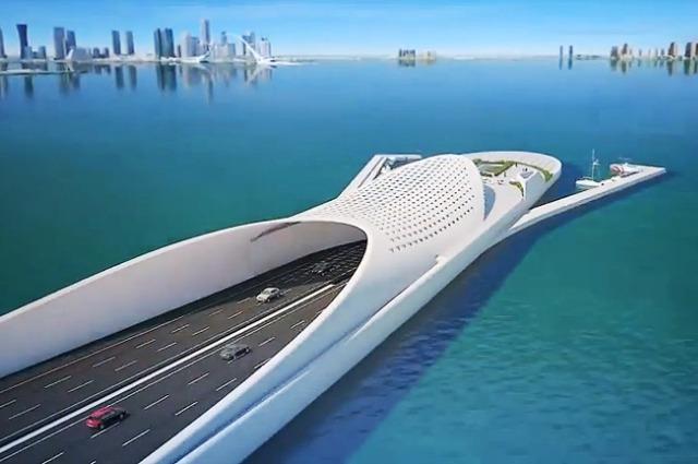 Nonostante denunce e condanne, Santiago Calatrava continua a costruire (VIDEO)