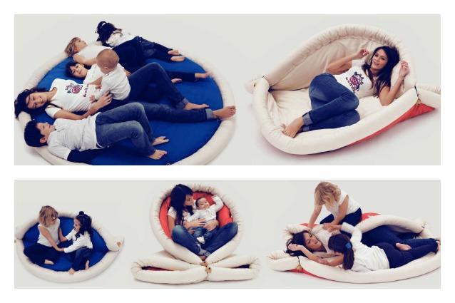 Blandito: il divano dalle infinite forme