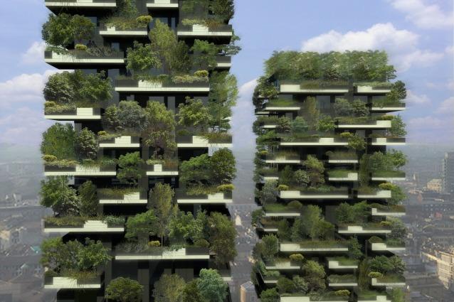 Un Bosco Verticale nel centro Milano: il posto migliore in cui mettere radici