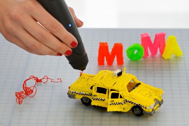 3Doodler: la penna che disegna in 3D