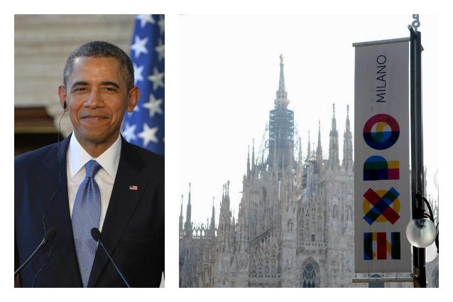 """Barack Obama annuncia: """"Gli USA all'Expo Milano 2015"""""""