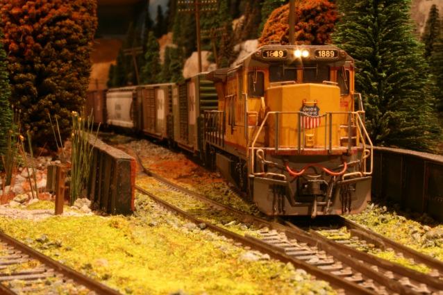 Northlandz: la ferrovia in miniatura più grande del mondo