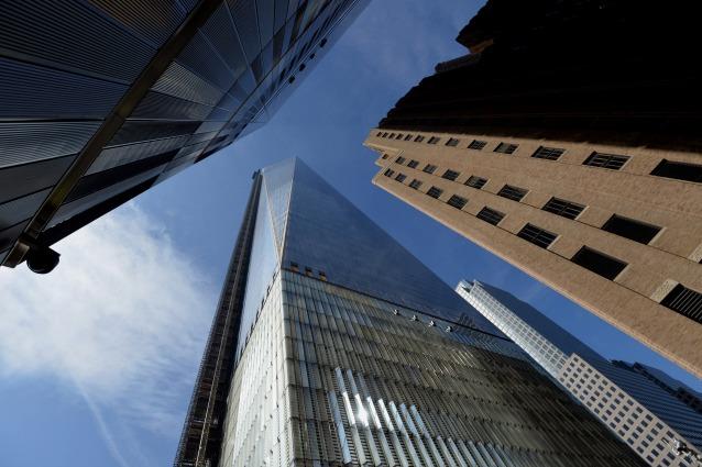 Prime immagini dal One World Trade Center: il Ground Zero di Libeskind vicino al completamento