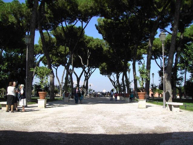 la roma de la grande bellezza i panorami i palazzi e