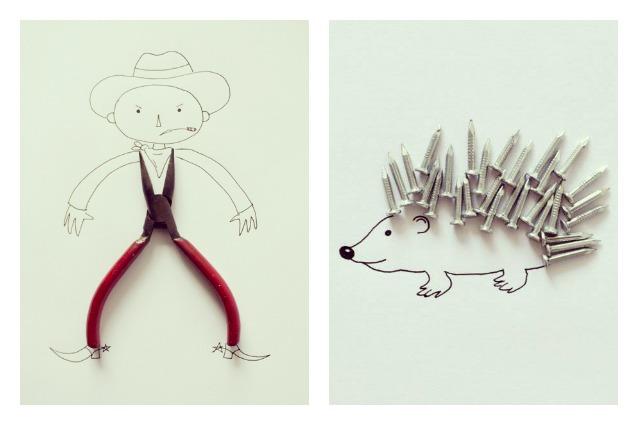 Javier Pérez Estrella, l'artista che dà vita agli oggetti d'uso quotidiano