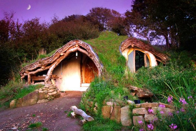 Case da Hobbit nel mondo