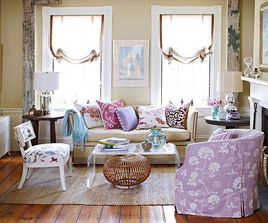 Arredare Casa Rilassante : Come arredare il soggiorno e rendere la tua ...