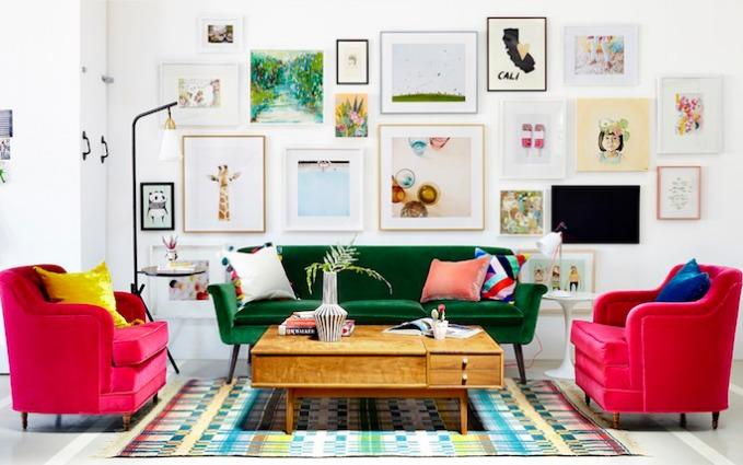 Come arredare il soggiorno e rendere la tua casa un luogo più accogliente