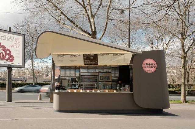 Choux d'Enfer: Alain Ducasse apre a Parigi il primo chiosco di sweet food