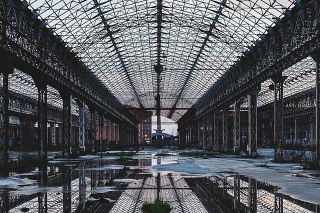 Gli 'Edifici Dismessi' dell'Italia incompiuta: viaggio virtuale attraverso gli spazi abbandonati del nostro Paese
